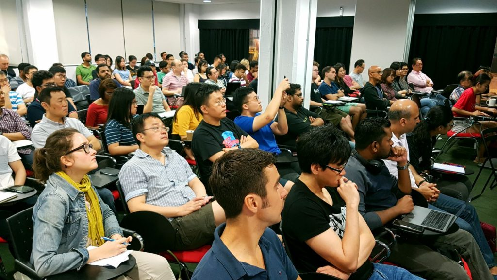 ml bootcamp singapore attendees