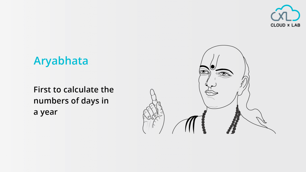 Indian Mathematician, Aryabhata
