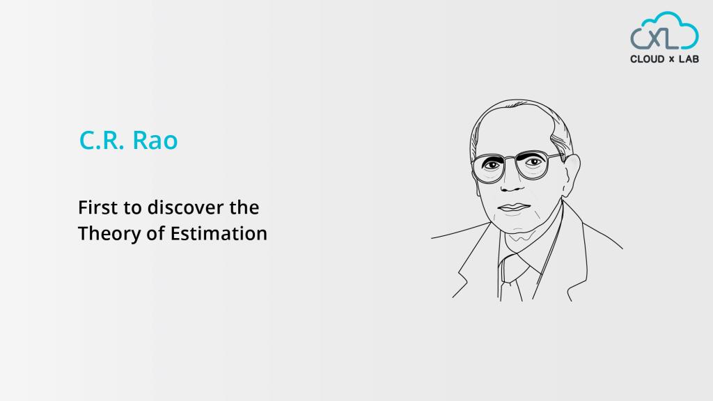 C. R. Rao, Indian Mathematician