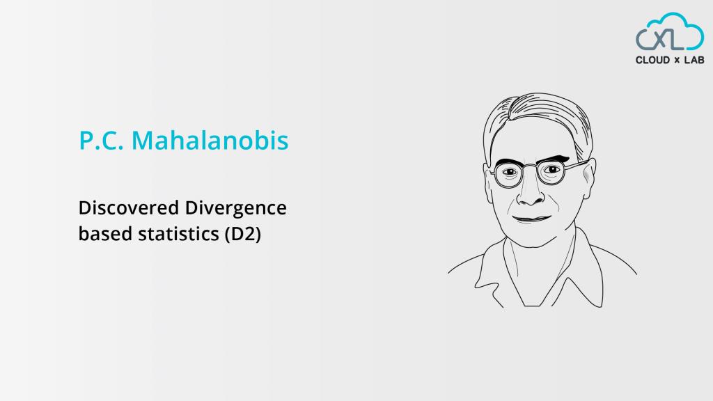 PC Mahalanobis, Indian Mathematician