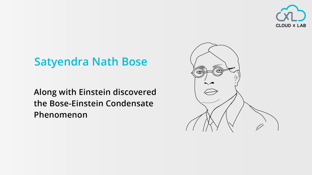 Indian Mathematician, atyendra Nath Bose