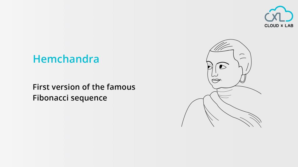 Indian Mathematician, hemchandra